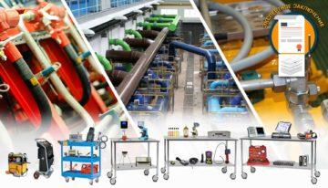 Диагностика и наладка промышленной гидравлики