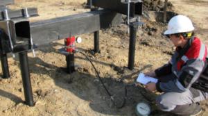 Диагностика гидравлического оборудования для проведения полевых испытаний