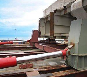 диагностика толкателей мостовых конструкций