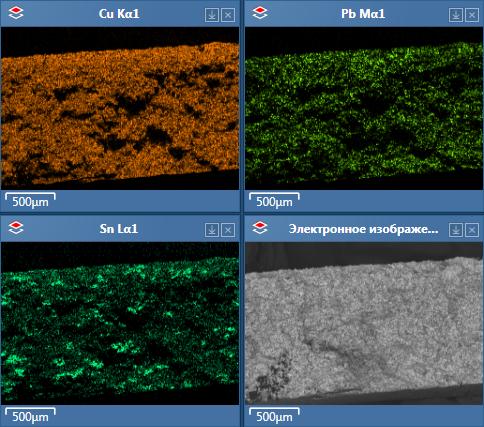 Химический анализ металлов компонентов гидросистем