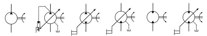 Гидронасосы и гидромоторы