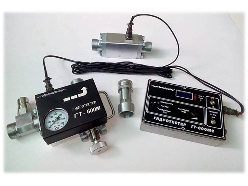 Гидротестер ГТ-600МД