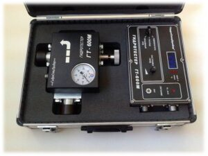 Гидротестер ГТ-600М