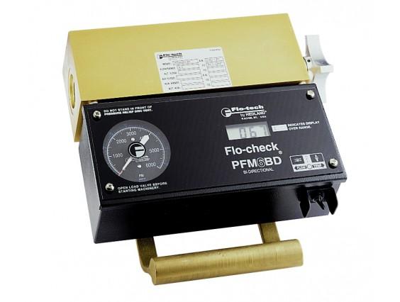 Двунаправленный портативный гидравлический тестер Flo-Tech PFM6 BD