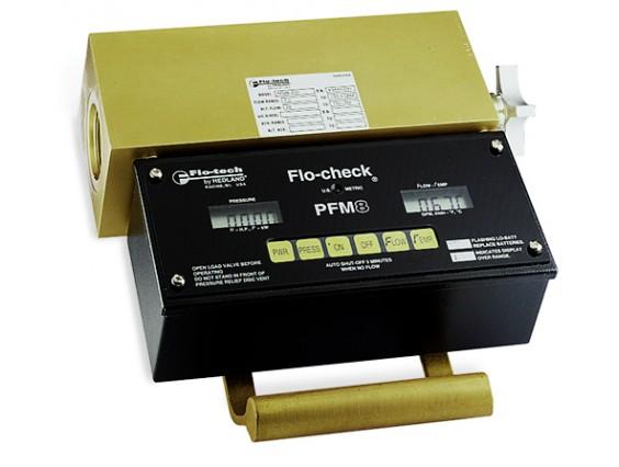 Цифровой гидравлический тестер с динамометром Flo-Tech PFM8