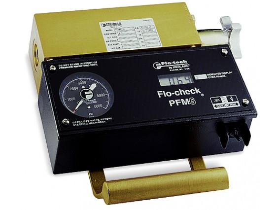 Цифровой портативный гидравлический тестер Flo-Tech PFM6
