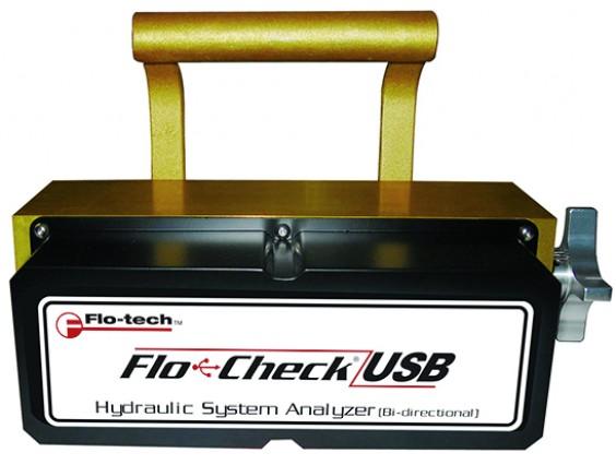USB-анализатор гидравлической системы Flo-Tech Flo-Check® USB