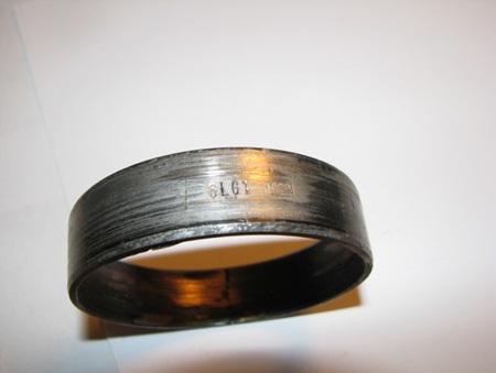 Наружная поверхность опоры скольжения насоса подкачки, установленная в корпусе