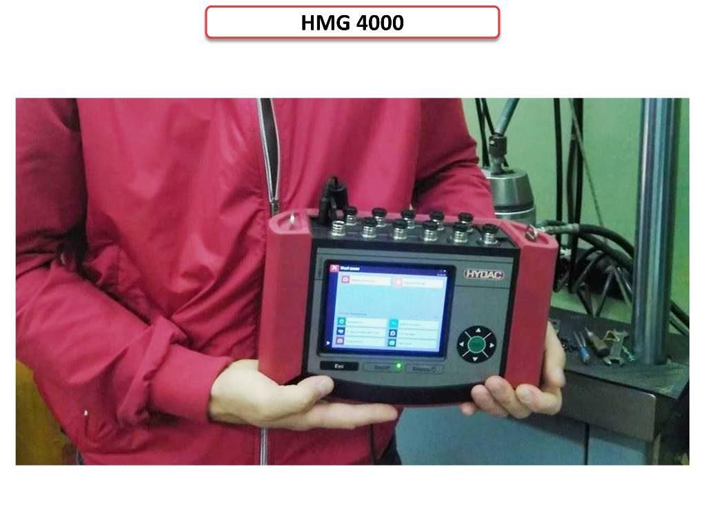 Hydac HMG 4000