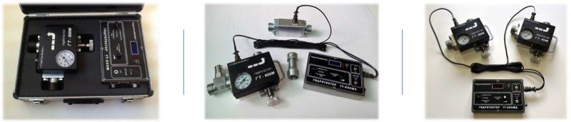 Гидротестеры ГТ-600М