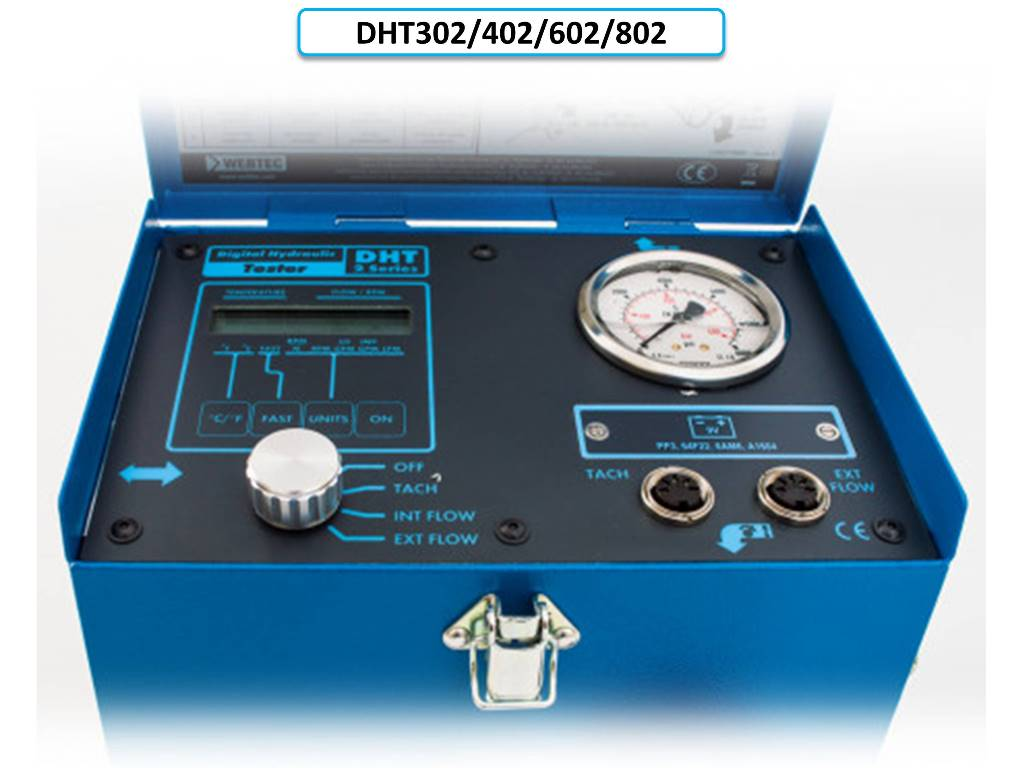 Webtec DHT302/402/602/802