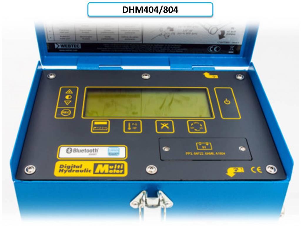 Webtec DHM404/804