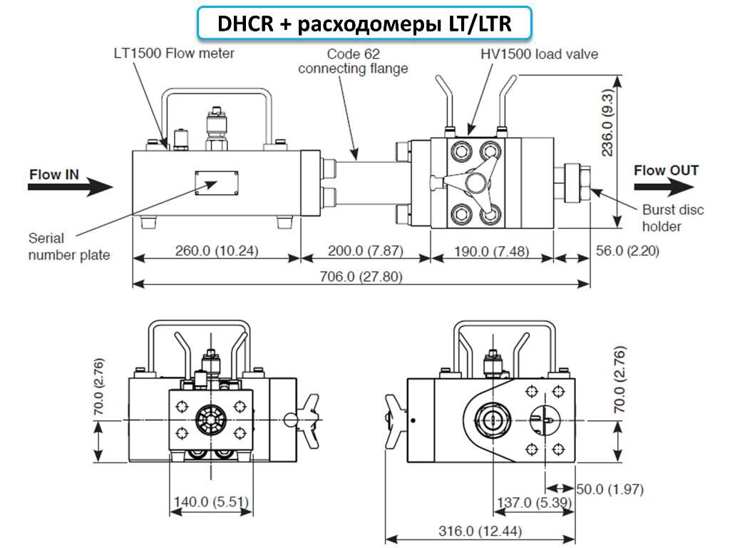 Webtec DHCR + LT/LTR