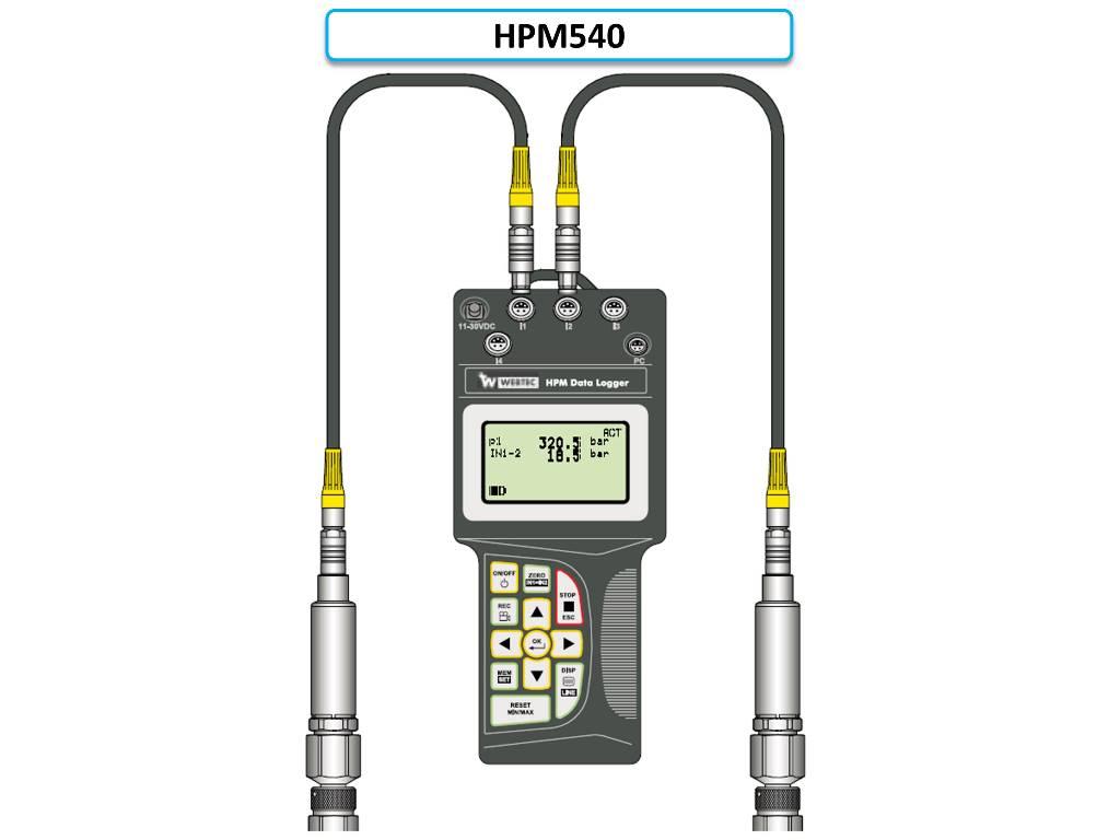 Webtec HPM540