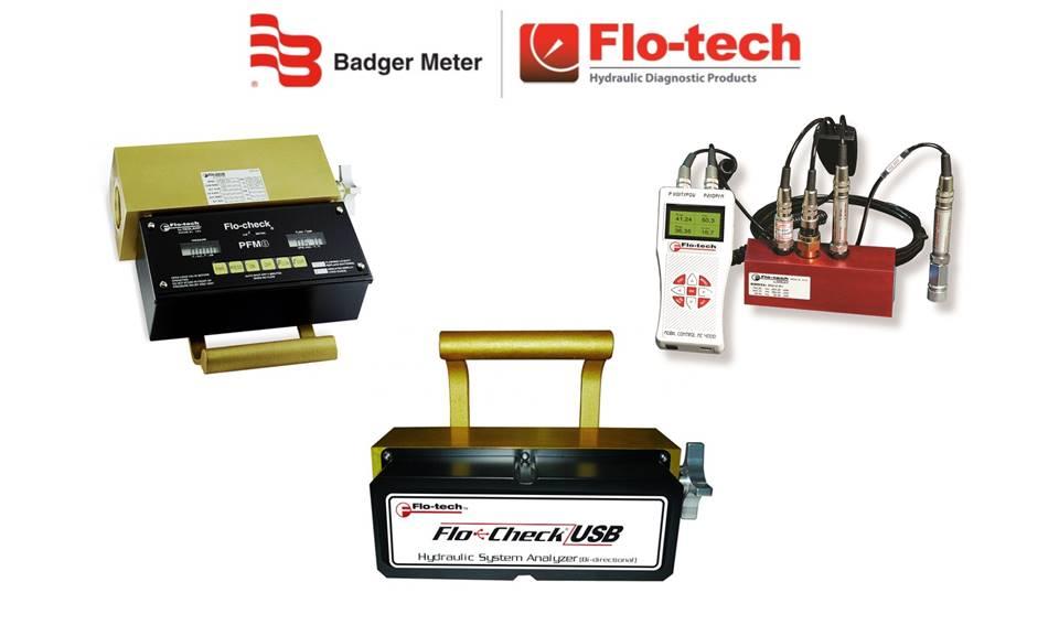 Диагностические приборы Flo-tech