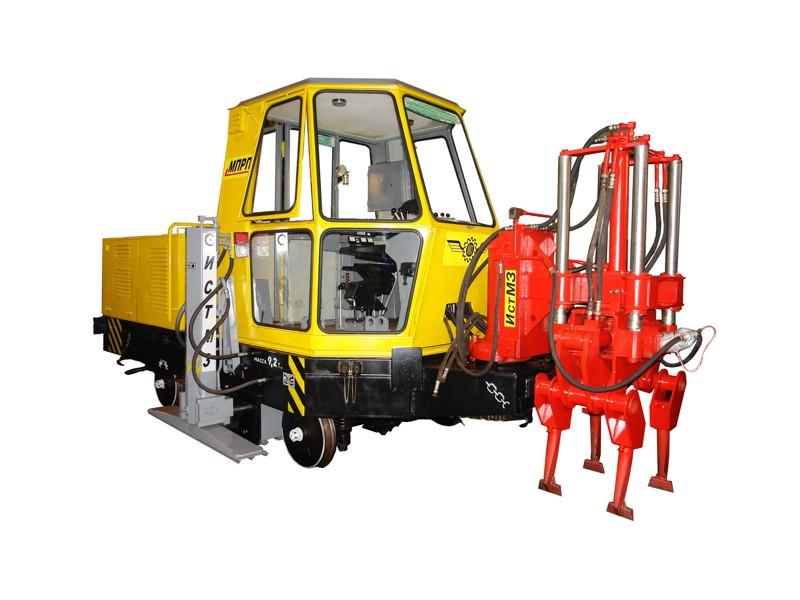 МПРП - машина путевая ремонтная подбивочная
