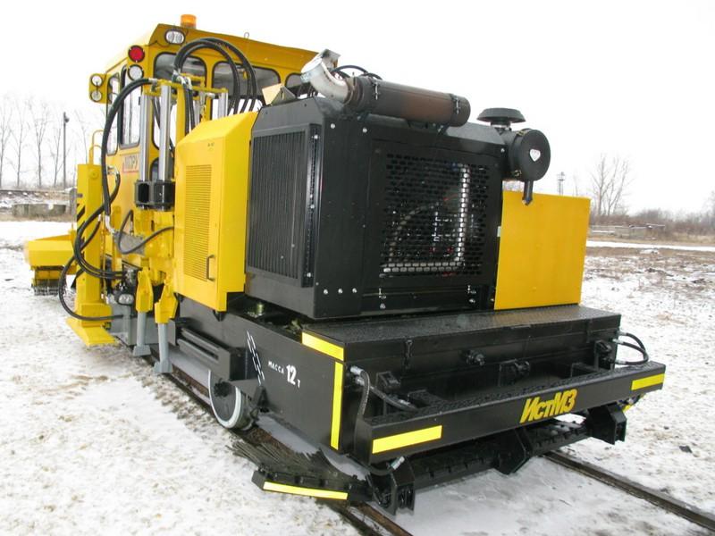 МПРУ - машина путевая ремонтная универсальная
