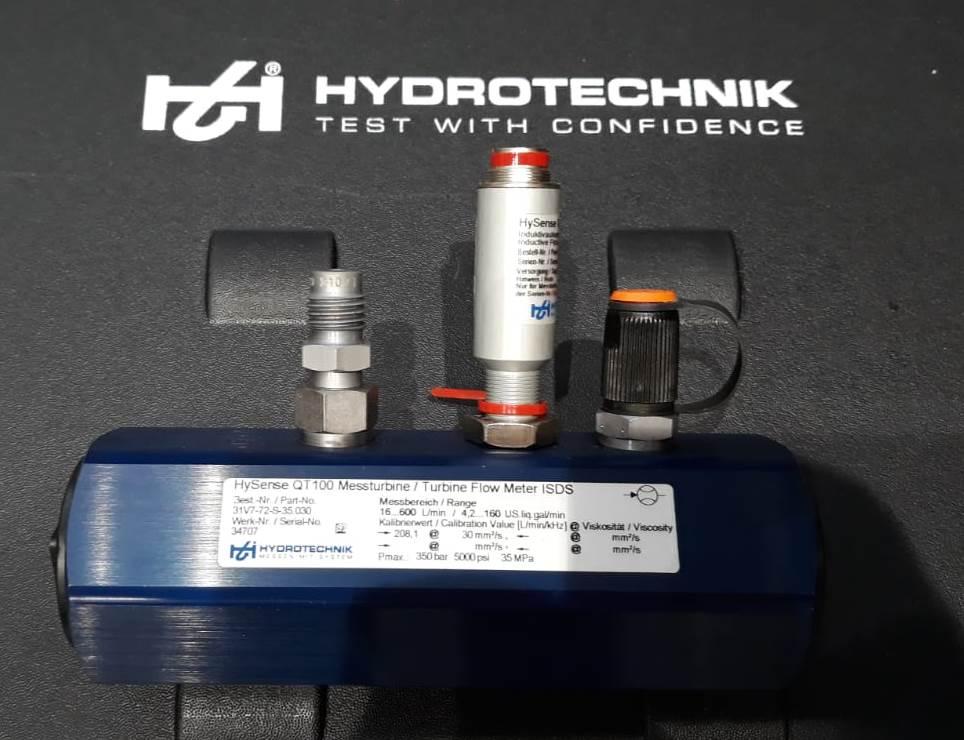 Расходомер Hydrotechnik QT100
