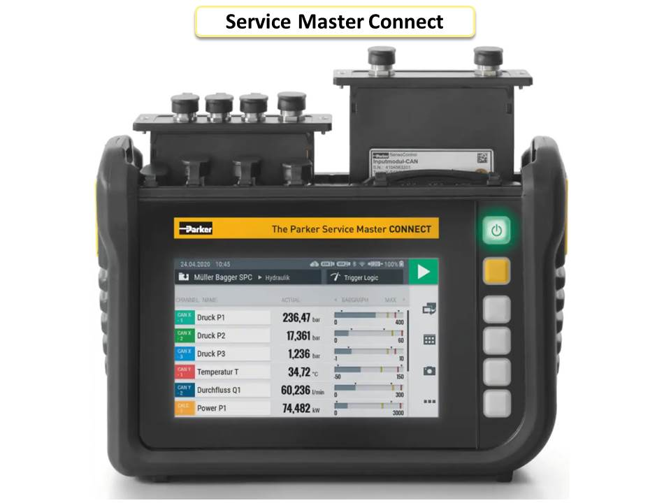 Service Master Connect
