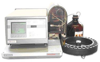 Плотномер Anton Paar DMA 4500 с устройством смены образцов