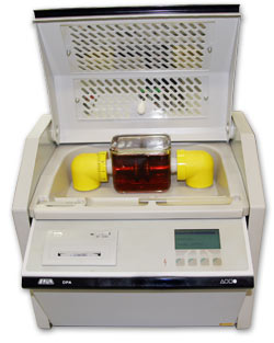 Тестер изоляционного масла DPA 75