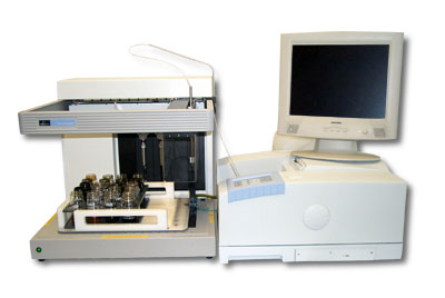 Perkin Elmer Spectrum 400 MIR-NIR инфракрасная спектроскопия