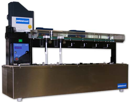 Защита от коррозии (сталь) - проверка антикоррозионных свойств масел