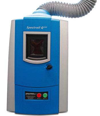Spectroil Q100 - Содержание элементов, AES Rotrod