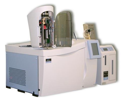 Имитационная перегонка - Газовый хроматограф PerkinElmer Clarus 600