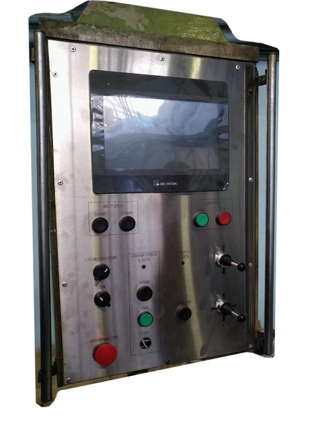 электроавтоматика фрезерного станка 1