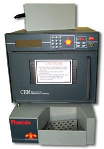 Phoenix Microwave Furnace - Содержание сульфатной золы