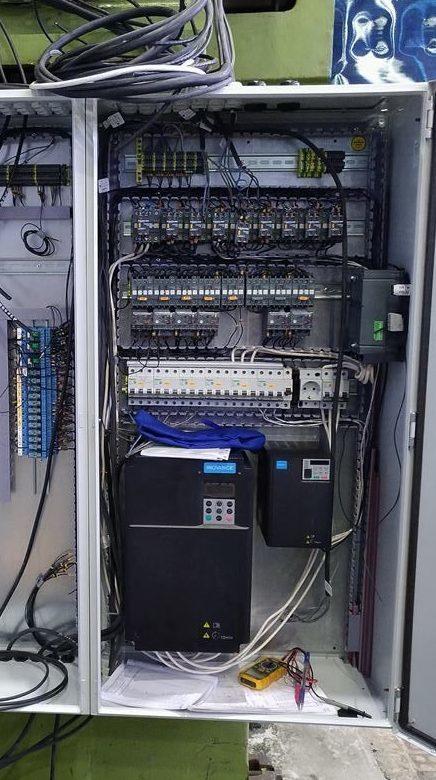 Наладка АСУ ТП и промышленной электроники